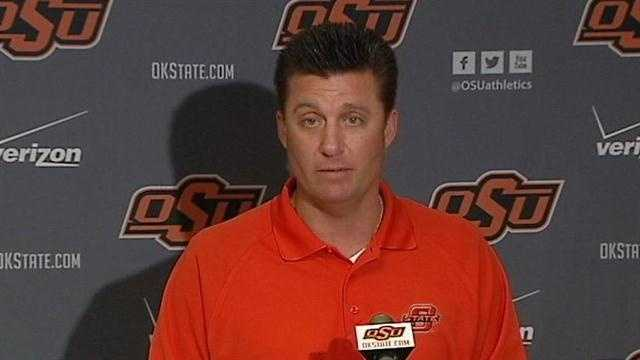 Gundy's 2013 OSU class includes big-time receivers
