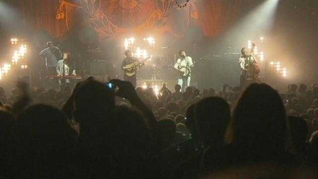 A popular English folk-rock band is coming to Oklahoma for a concert in Guthrie, but officials say fake tickets are popping up and consumers should beware.