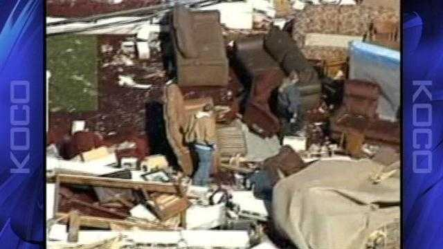 Deadly Lone Grove tornado struck 4 years ago today