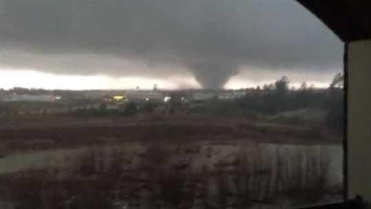 Hattiesburg tornado