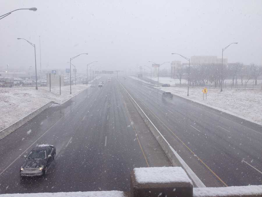 I-40 and Sooner Roads. Sign up now, get our best pictures & videos emailed right to your inbox -click here.