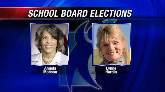 There's a new chair of the Oklahoma City school board. It was a close race between incumbent Angela Monson and her challenger Lynne Hardin. Late Tuesday night the results showed Hardin won by a slim margin, 170 votes.