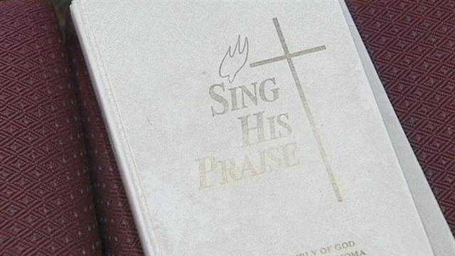 Local pastor has message for church thief