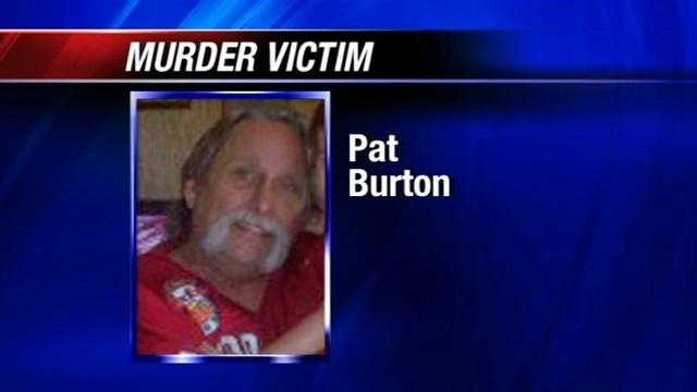 Police in Norman say they have 2 people in custody for the murder of Pat Burton.  Police say Pat was shot and killed in his home on Wednesday.
