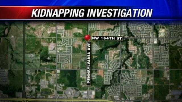 Officers Investigate Overnight Kidnapping