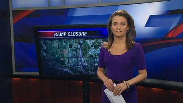ODOT Closes Ramps in Norman