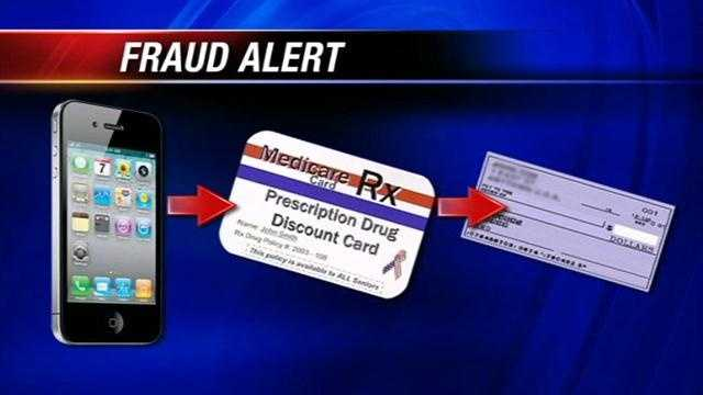 Some seniors have fallen prey to a scam in which callers claim that new Medicare cards wil be sent out. But then they ask for direct deposit information.