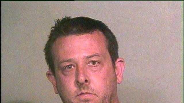 Jeffrey Tucker, 37, was arrested on suspicion of peeping into several windows of an Oklahoma City home. Read the details on KOCO.com.