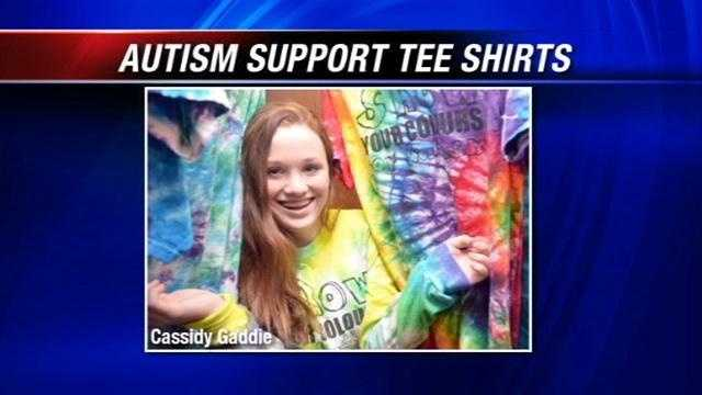 Norman 8th grader raises awareness for Autism