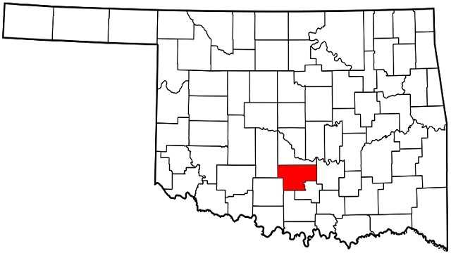 7. Garvin County