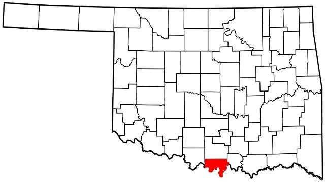 9. Love County