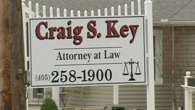 A controversial former Lincoln County Judge is at the center of an investigation. Several government agencies spent time searching Craig Key's law office in Chandler.