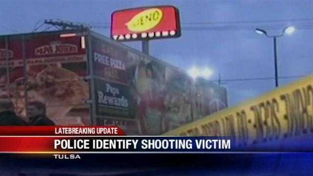 Police identify Tulsa shooting victim