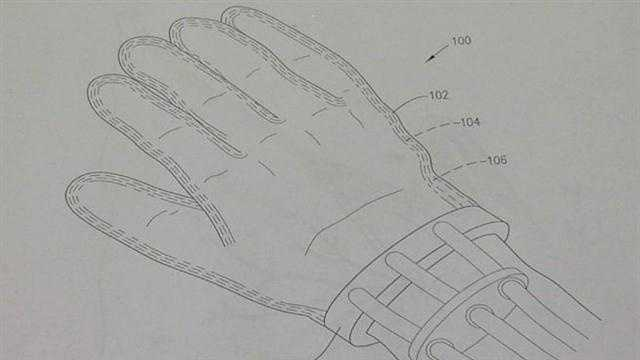 An Oklahoma City woman's invention could revolutionize the way cancer is detected. Mary Johnson has just patented her idea which she has been working on for 20 years. The glove works like an ultrasound and uses heat and dense sensory to detect abnormalities.