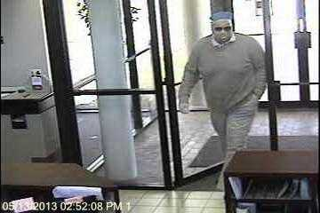 Metro police confirm a bank robbery Monday afternoon on the northwest side of Oklahoma City.