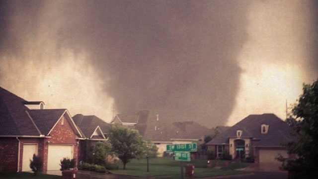 Moore, Okla, tornado