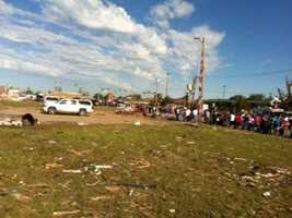 According to the ME's Office, all 24 victims have been transported to the OCME facility in Oklahoma City.