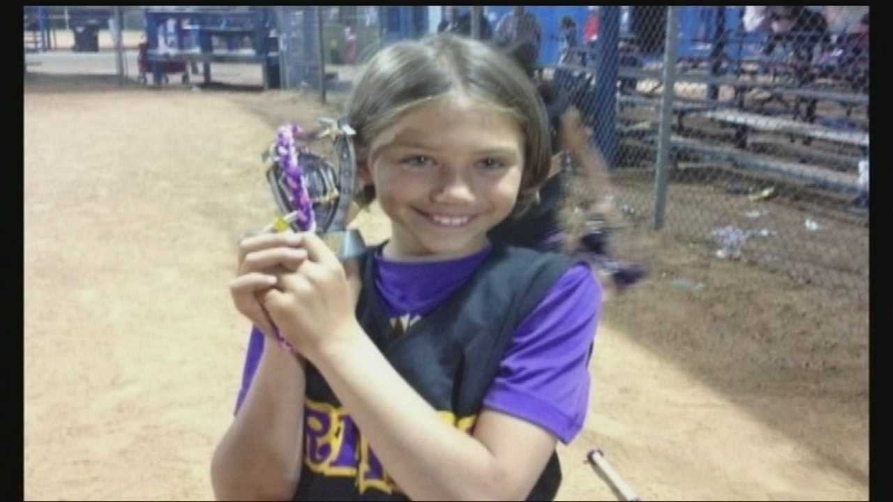 In all her nine years, friends say Sydney Angle never slowed down, an eternal spark plug and star player on her softball team.KOCO 5 News reporter Morgan Chesky profiles this Moore tornado victim.