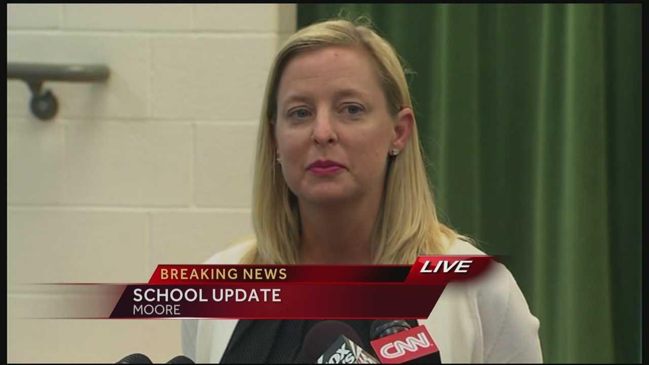 Plaza Towers Elementary School principal tells tornado story