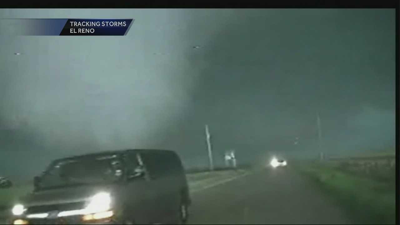 KOCO photojournalist describes shooting El Reno tornado
