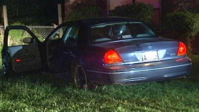 Oklahoma City Police arrested a man and woman after an hour-long police chase Thursday night.