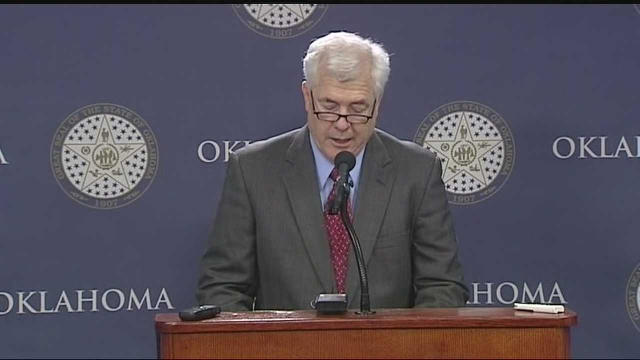 Oklahoma Ethics Commissioner is in hot water after alleged misconduct.