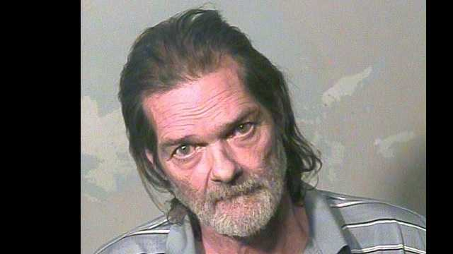 James Carlton, 59, was arrested on suspicion of animal cruelty and assault and battery. Click here to read the story.