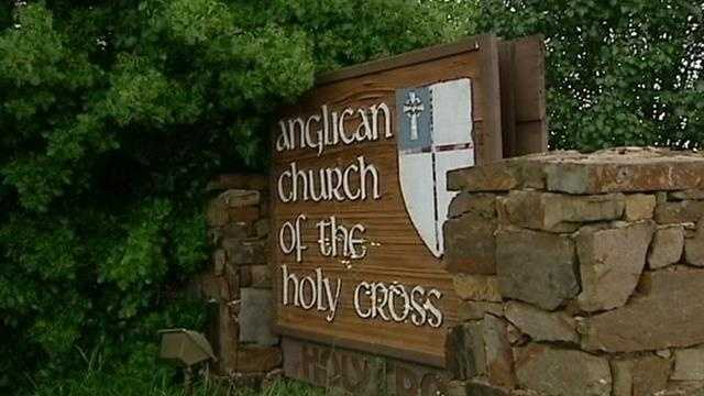 Thieves target local church