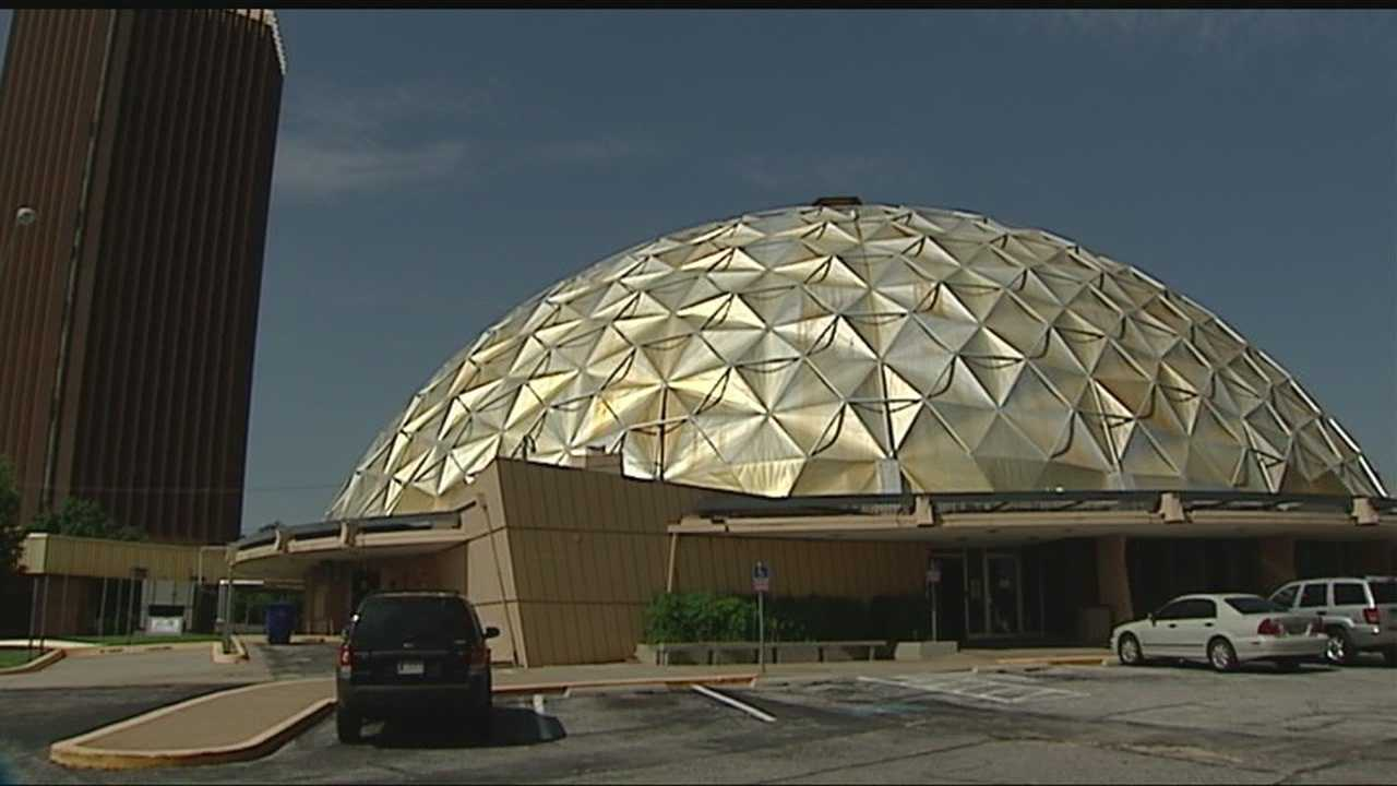 The historic gold dome near 23rd and Classen is getting a new lease on life thanks to TEEMCO. KOCO's Patti Moon has the story.