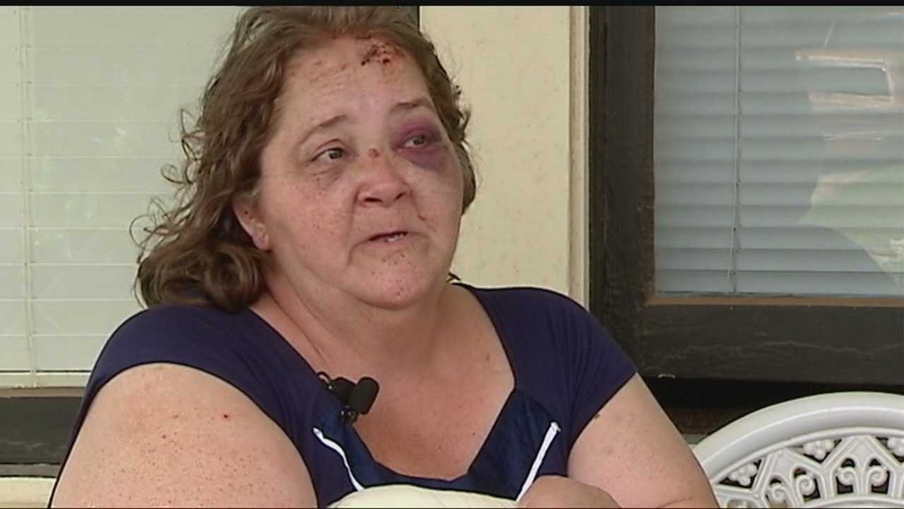 KOCO's Naveen Dhaliwal talked with the clerk who was at the end of her shift when the hotel attack happened.