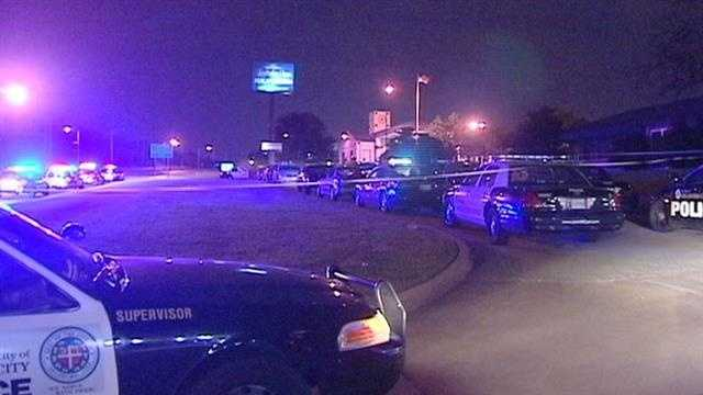 The shooting happened at the Oak Room near NE 50th and Lincoln.