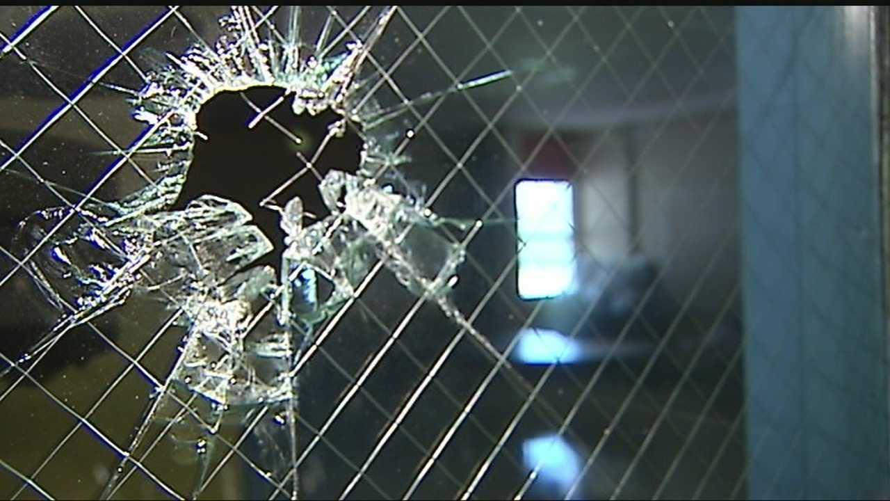 Bodine Elementary School has been the victim of at least six break-ins within the last three weeks, police say.