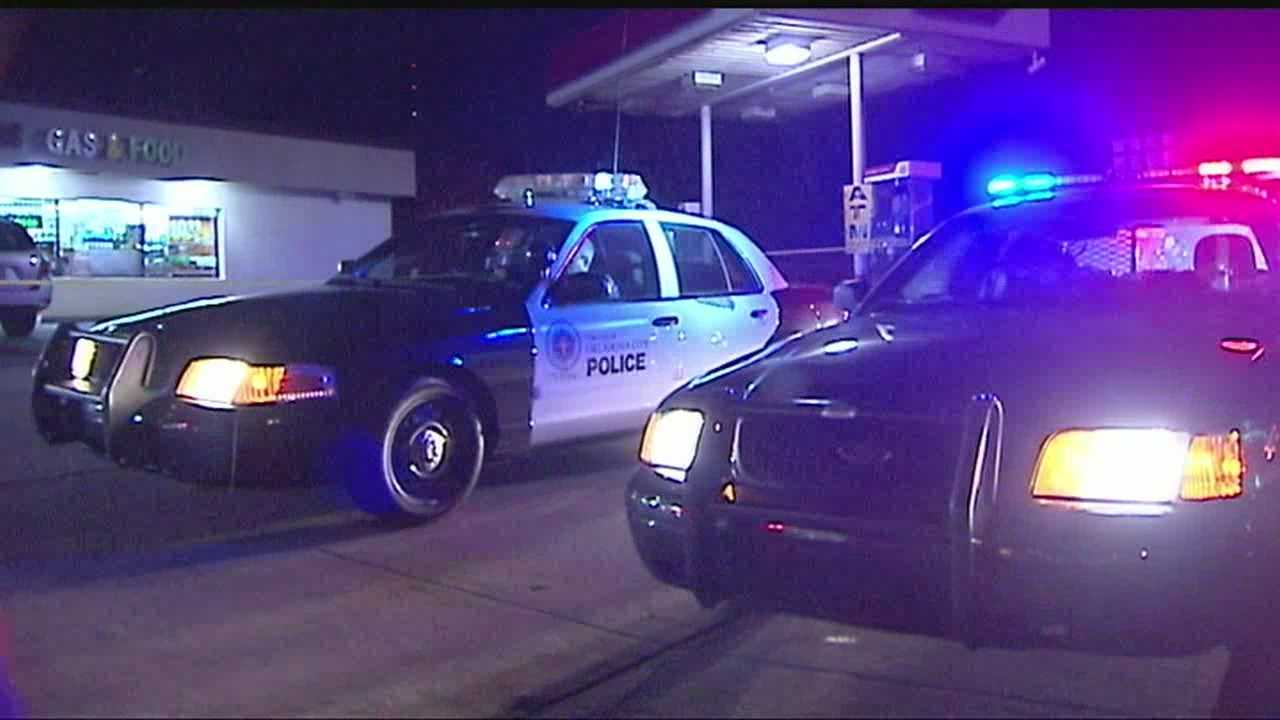 Police in northeast Oklahoma City are investigating the discovery of a body inside a convenience store Tuesday night.