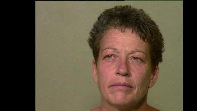Kemala Brown, 51, arrested on suspicion of being a prostitute.