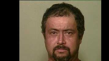 """Manuel Gonzales, 39, arrested on suspicion of being a """"John""""."""