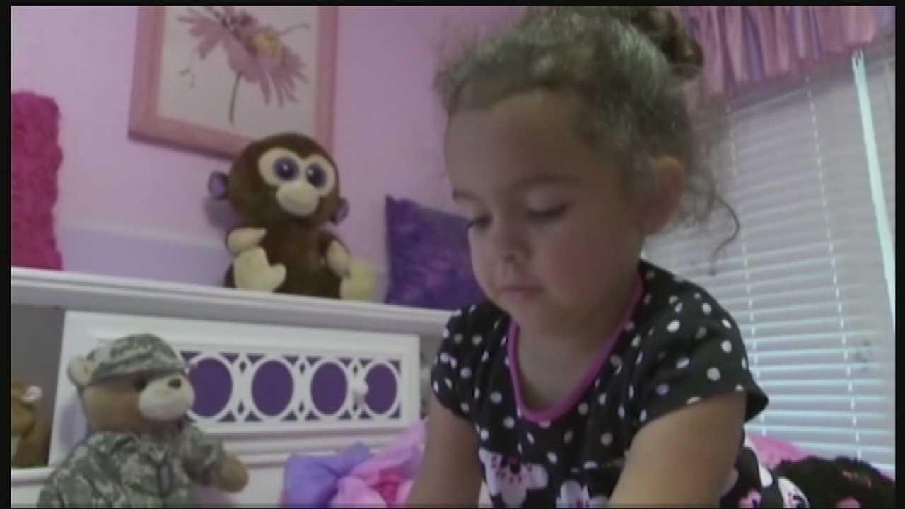 NC Parents speak about baby Veronica