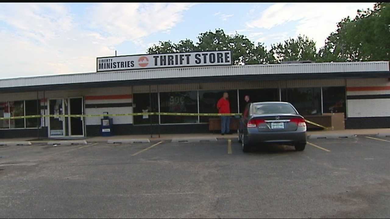 Liberty Ministries forgives man who burglarized, set store on fire