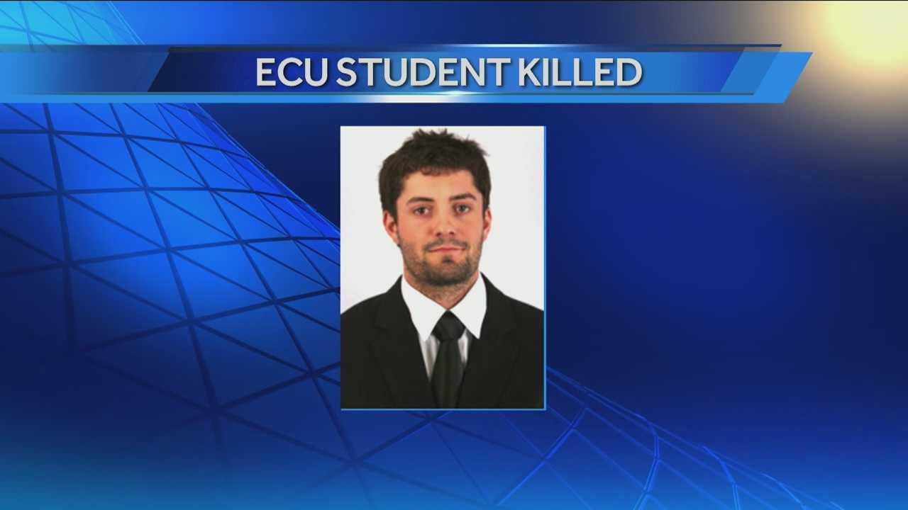 Police: ECU baseball player's slaying in Duncan was random