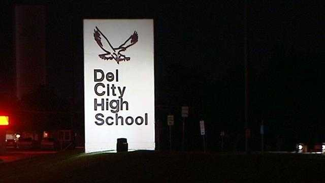 Del City reminding drivers school's in session