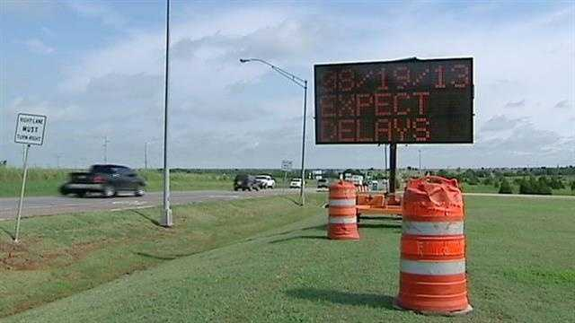 Road construction on Highway 74 in Oklahoma City will begin today.  ODOT is adding turn lanes on Portland Avenue and the project will cause delays.