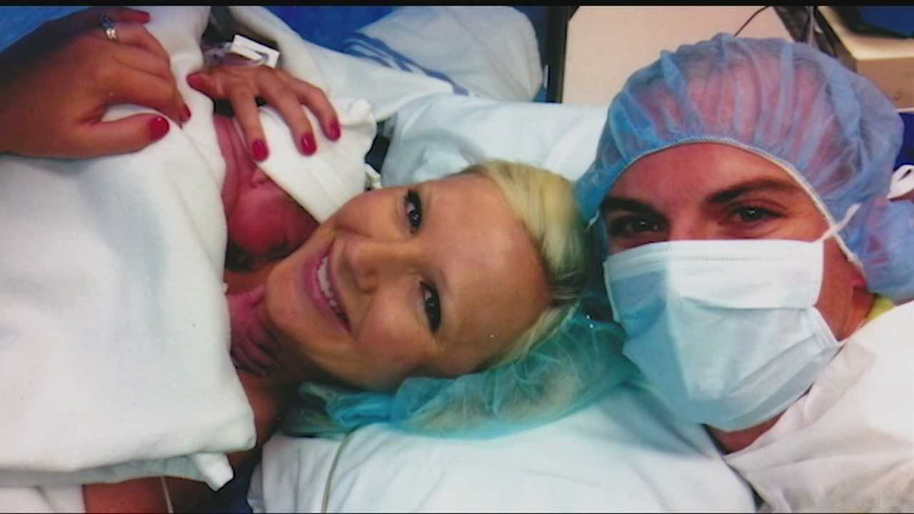 img-OKC hospital to offer skin-to-skin contact after Caesareans