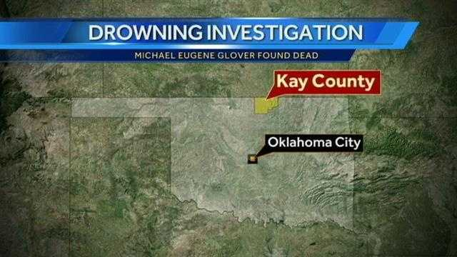 A man from Midwest City drowned at a lake in northeast Oklahoma over the weekend.