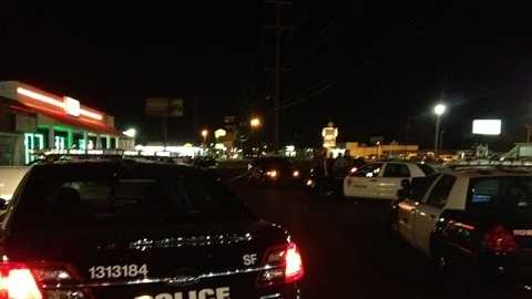 Man injured in Oklahoma City shooting