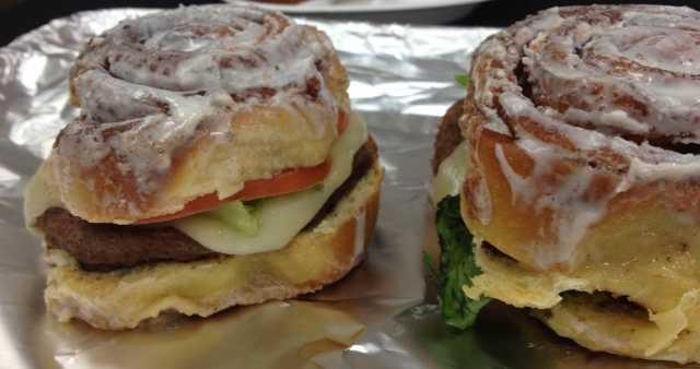 Cinna Burger