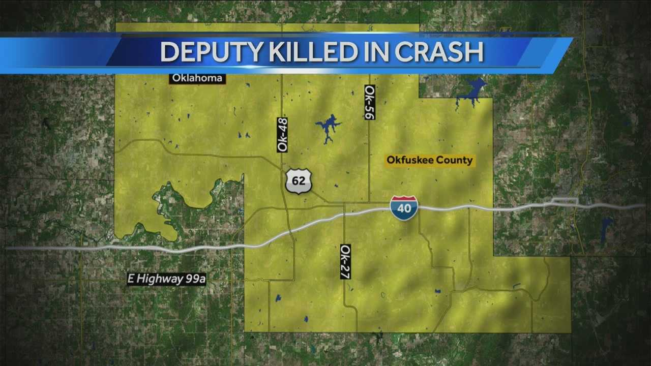 img-Okfuskee County deputy killed in crash 10P H