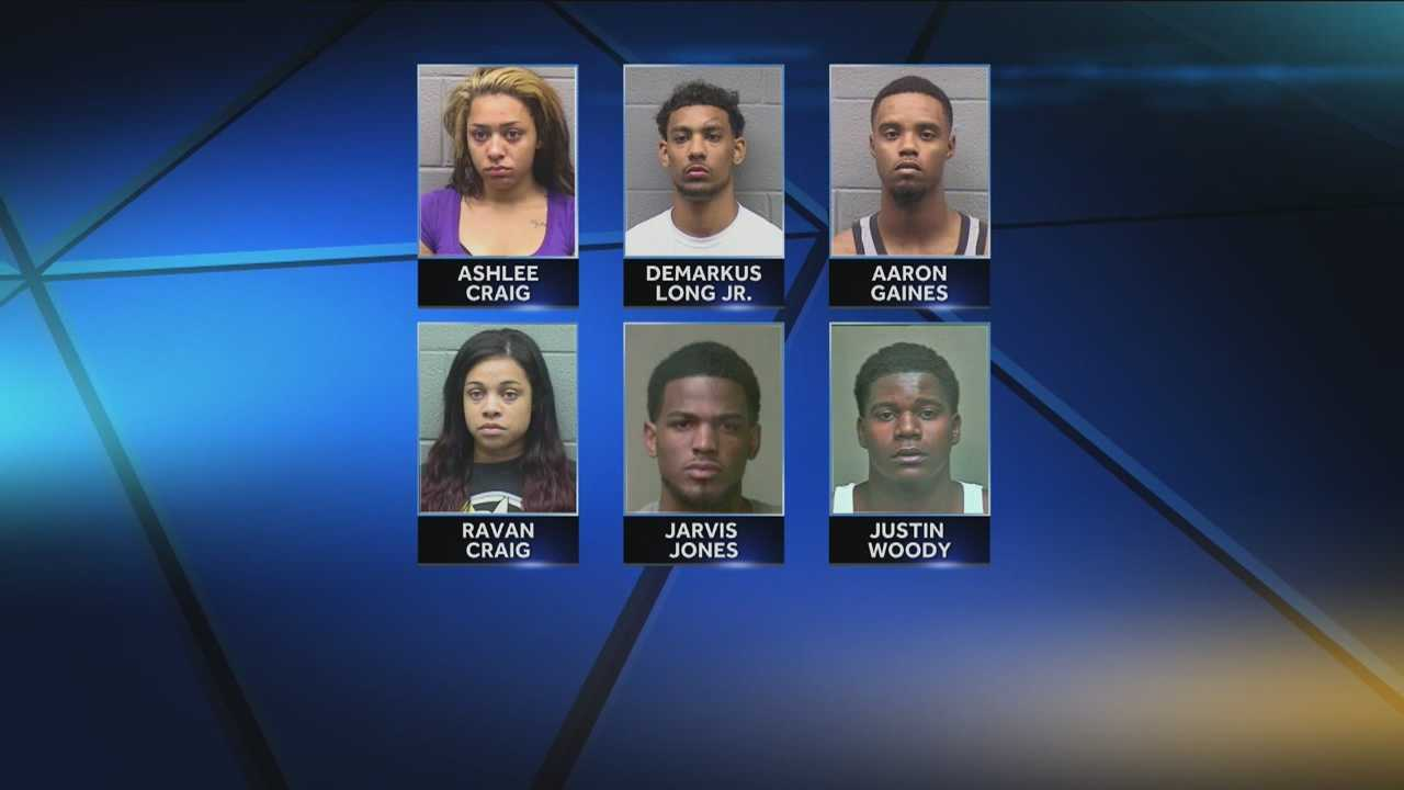 img-Midwest City police arrest 6 teens in connection with fatal shooting 10P H