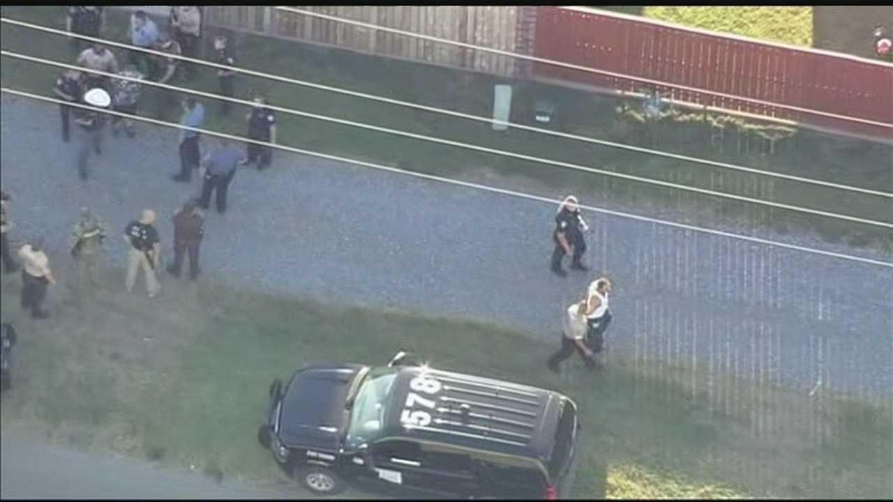 Police capture inmates who took off in van