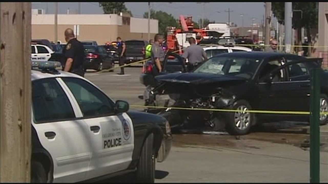 img-Police chase through metro ends in suicide on Tuesday 6P H
