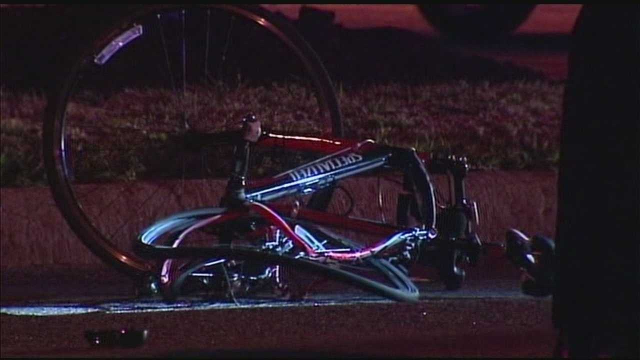 img-Oklahoma City Police Officer collides with bicyclist 10P H