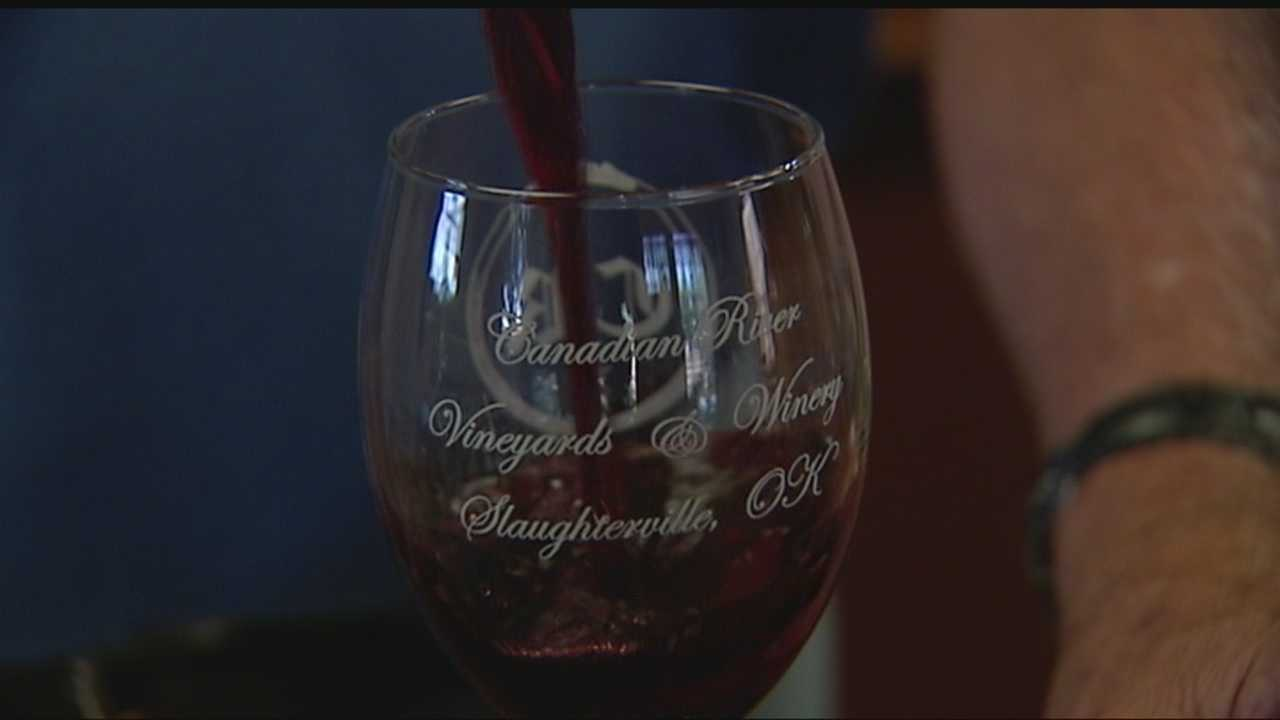 Government shutdown shuts down Oklahoma winery